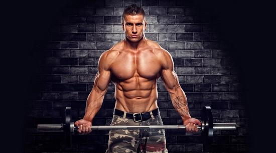 Los culturistas inyectan inyecciones de undecanoato de testosterona